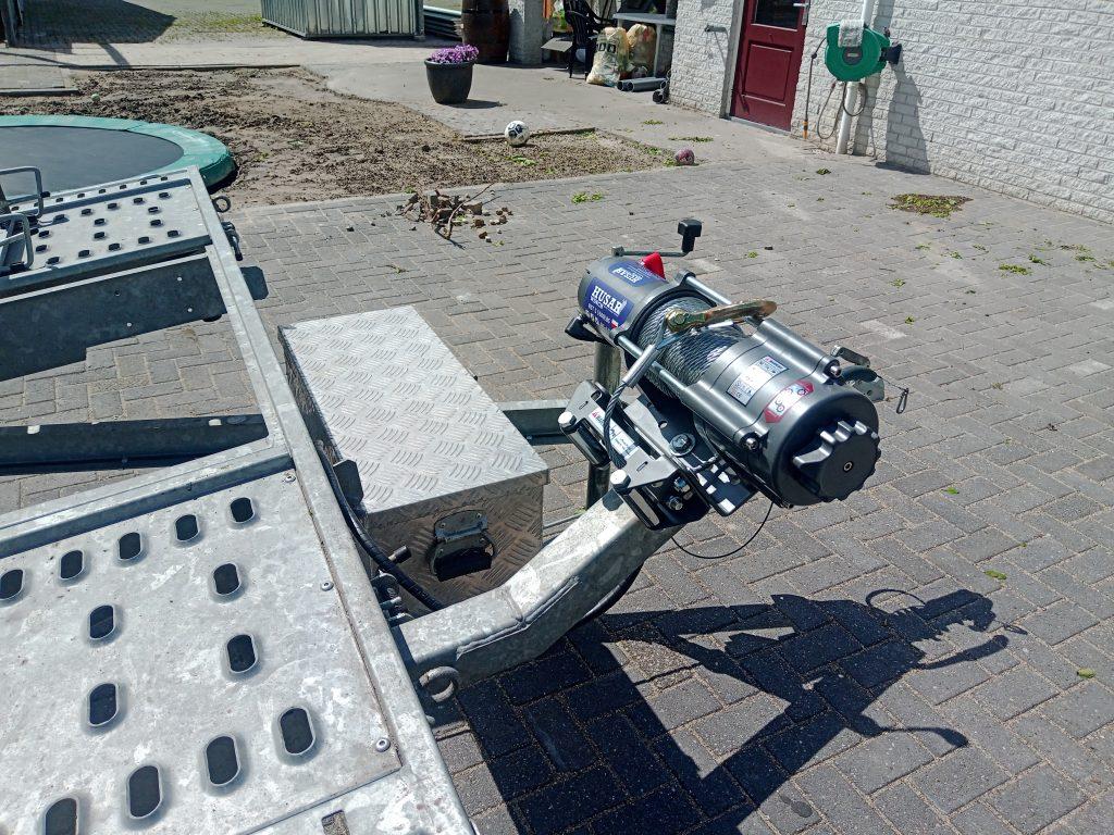 elektrische trailerlier 12V